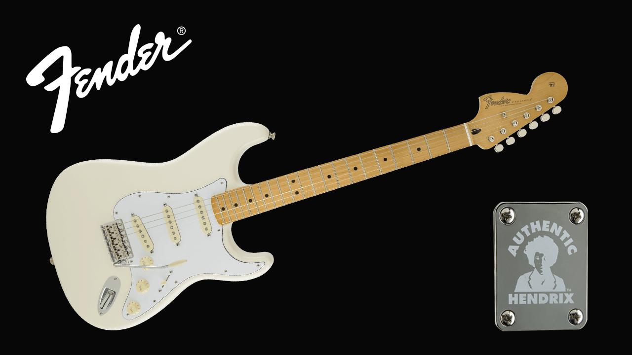 Jimi Hendrix Stratocaster : jimi hendrix stratocaster fenders new reverse headstock strat ~ Vivirlamusica.com Haus und Dekorationen