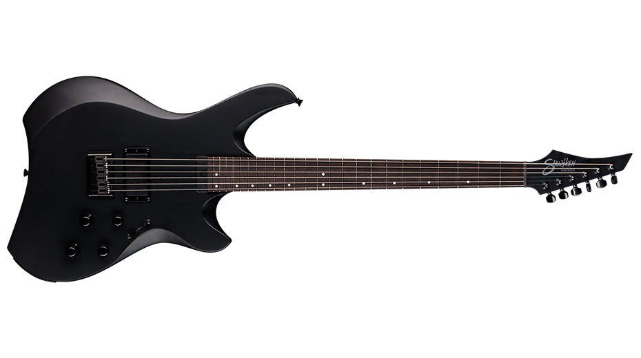 Line 6 Unveils New Limited Edition Variax Shuriken Guitar