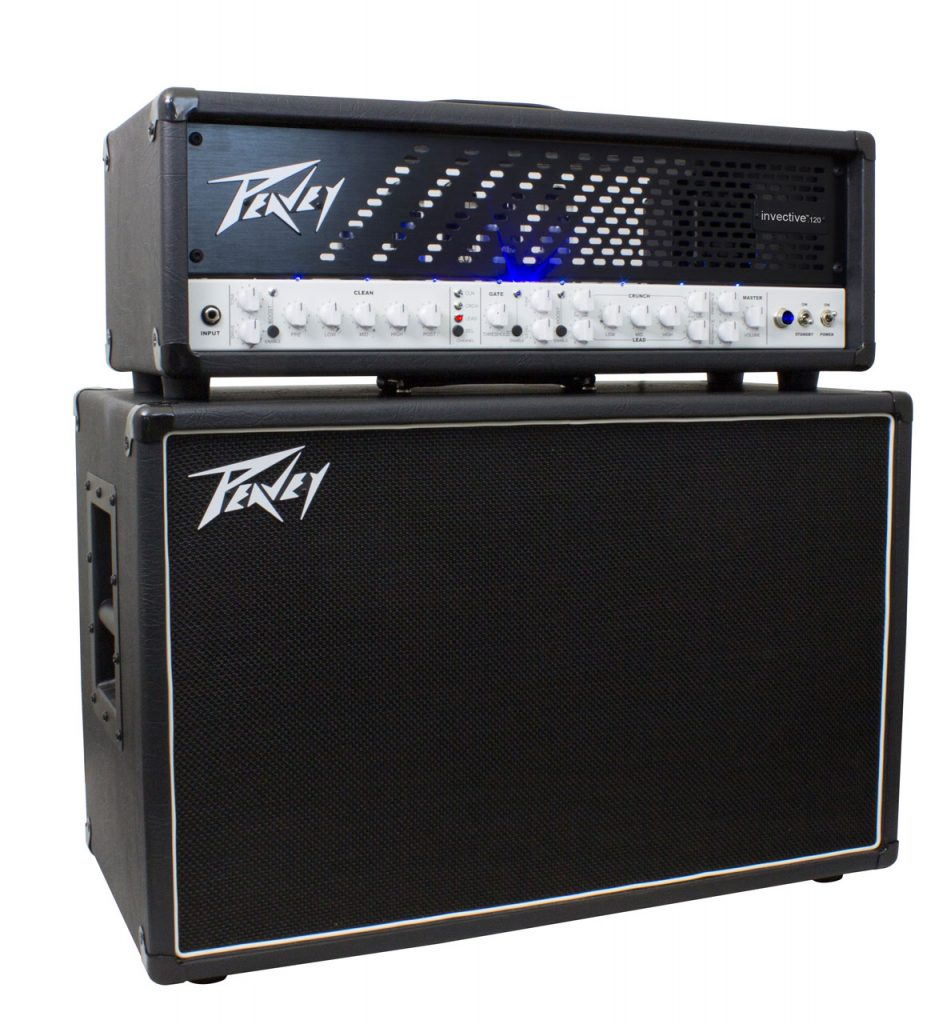 Peavey invective.120 Guitar Amplifier