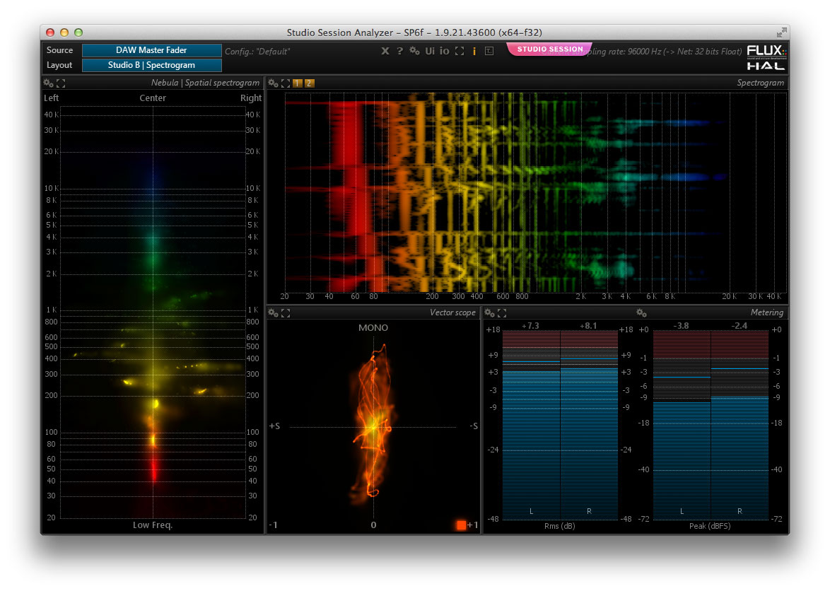 Plug-in Collective provides Studio Session Analyzer for free