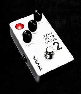 LunaStone Expands the Compact Pedal Series with TrueOverDrive 2