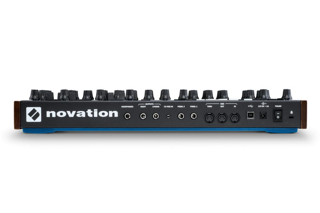 Novation Peak polyphonic synthesiser