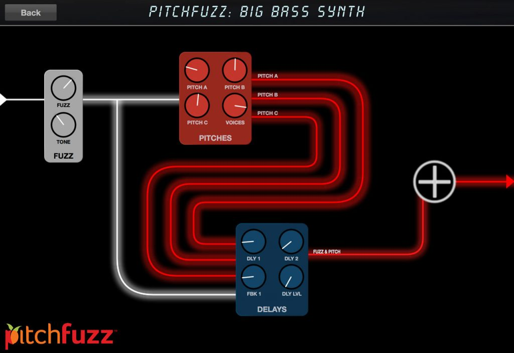H9 Gets Peachy with PitchFuzz