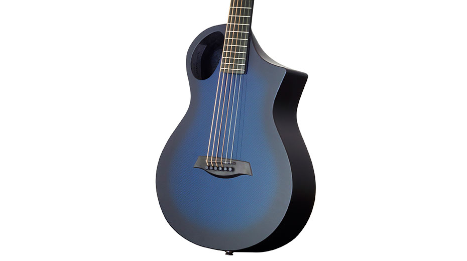 Composite Acoustics® Unveils Improved High End Guitars