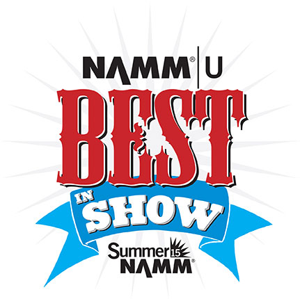 Best in Show - Summer NAMM '17