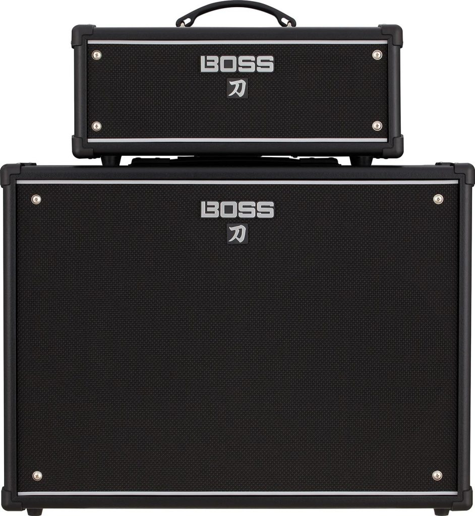BOSS Katana Cabinet 212 with Katana Head