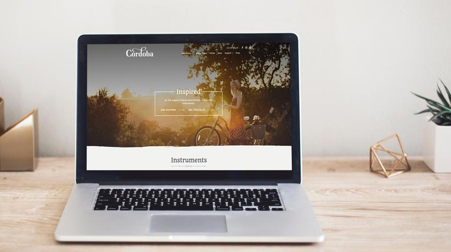 Córdoba's Website Gets a Digital Makeover