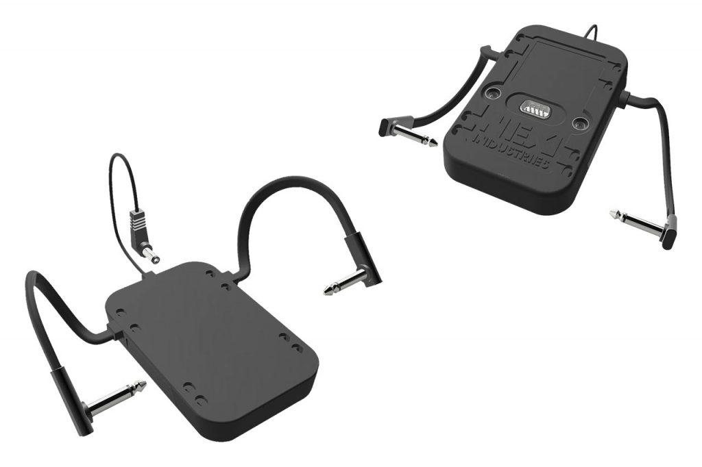 ConNEXI pedal board adaptor
