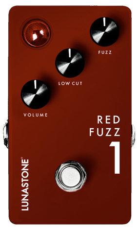 LunaStone RED FUZZ 1