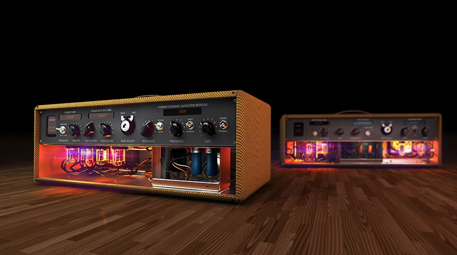 Positive Grid Announces BIAS AMP 2, The Ultimate Virtual Amp Designer