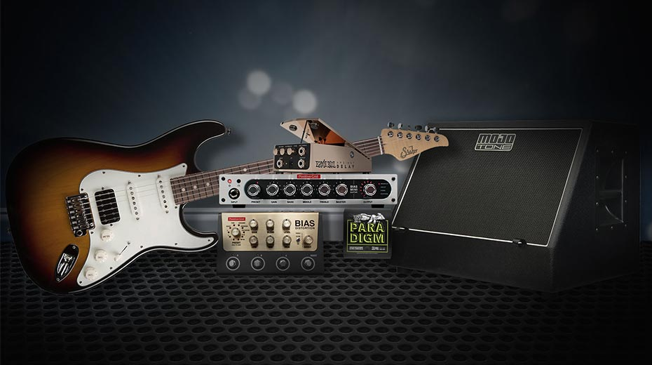Positive Grid BIAS MINI Giveaway Contest