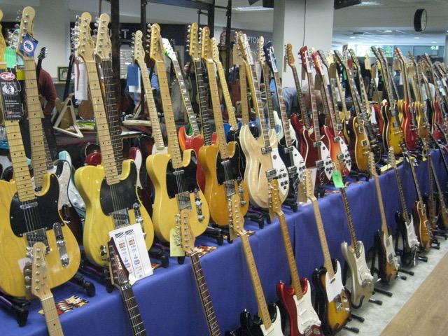 The London International Guitar Show