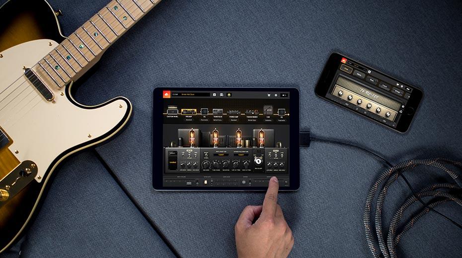 Positive Grid Announces BIAS AMP 2 Mobile