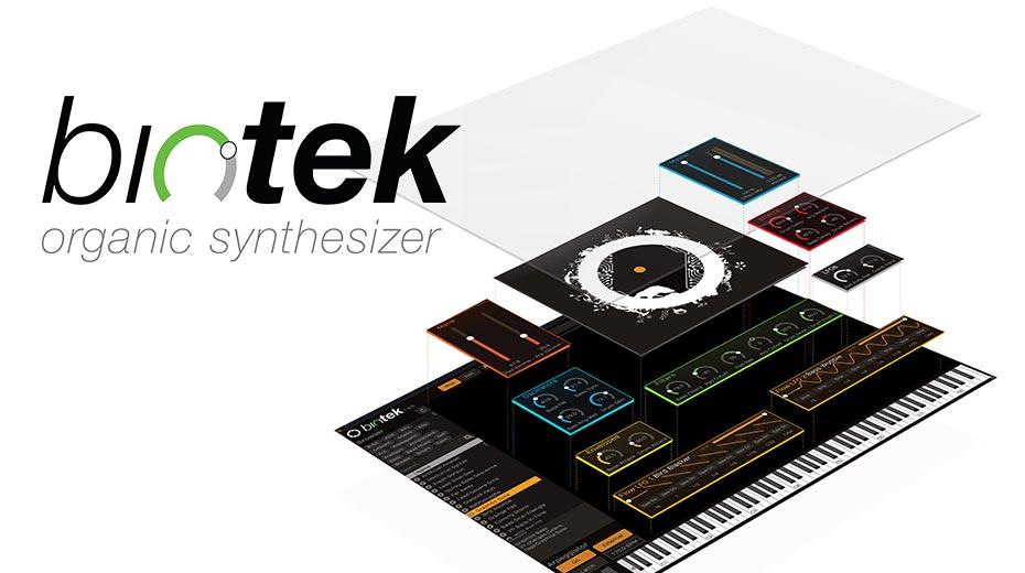Tracktion Launch Biotek 2 Premium Virtual Instrument