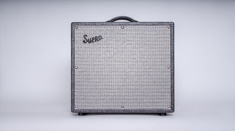 Supro Launches Black Magick Reverb Amplifier