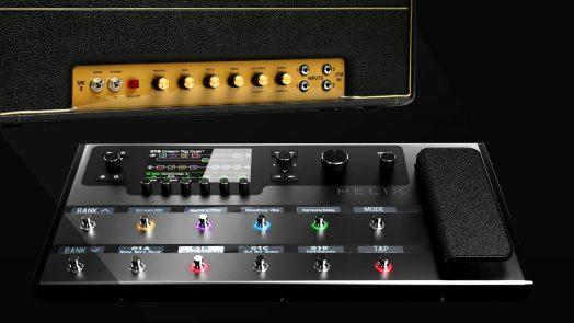Line 6 Helix Amp Models