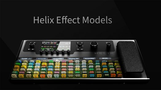 Helix effect models