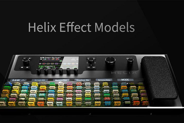 Helix effect models