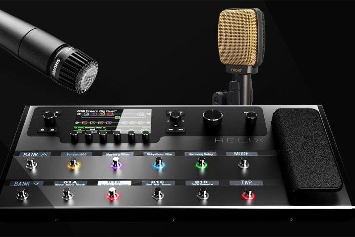 Helix Microphone Models