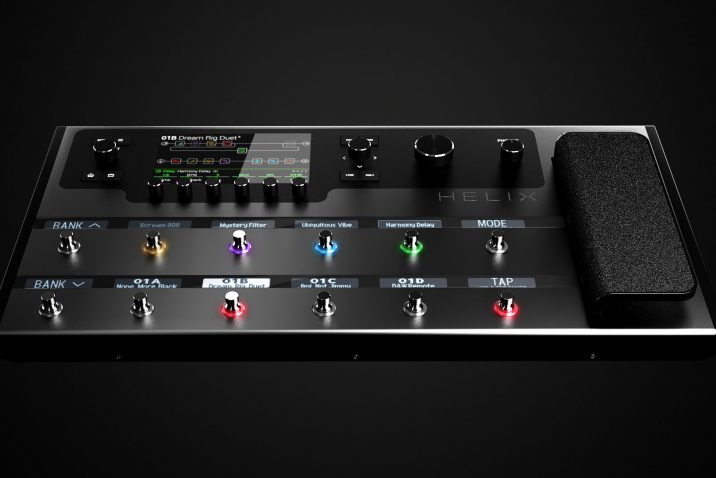 Line 6 Helix Sound Demos