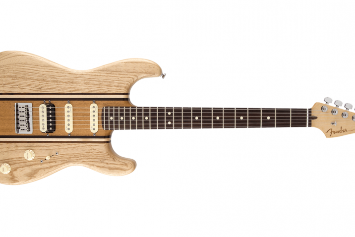 American LONGBOARD Stratocaster HSS