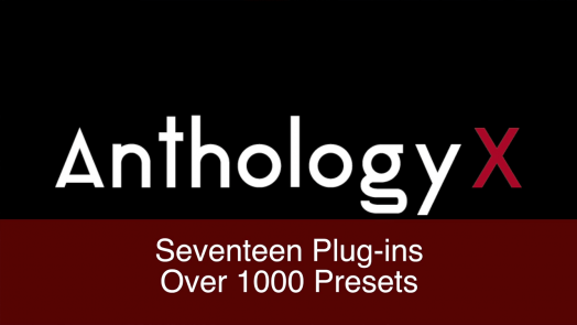 Eventide Releases Anthology X for AAX, AU and VST