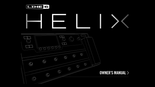 Helix Owners Manual