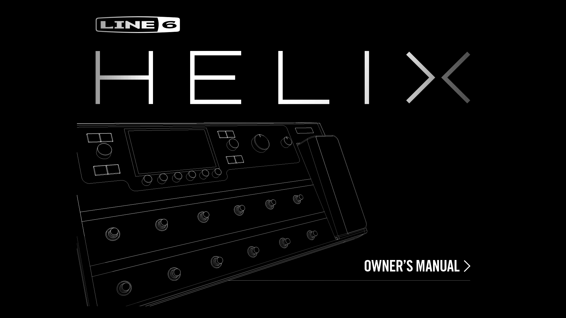Helix Owner's Manual