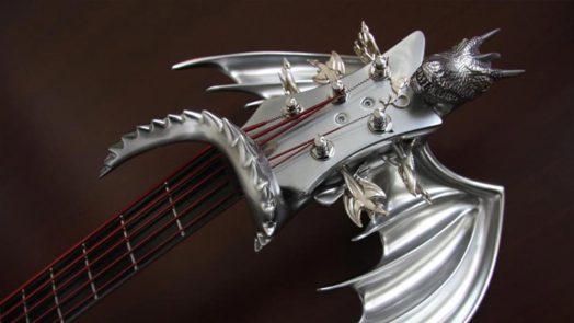 Draco Emerald Guitars