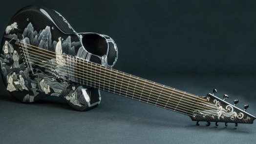 Emerald Guitars 9 String Guitar