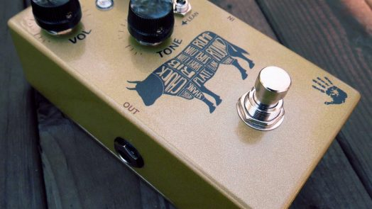Sacred Cow Overdrive by Mojo Hand Fx