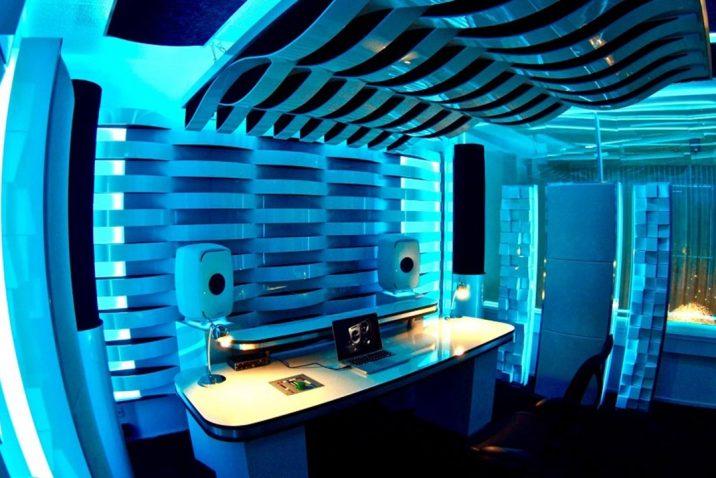 Vicoustic Martin Garrix Studio