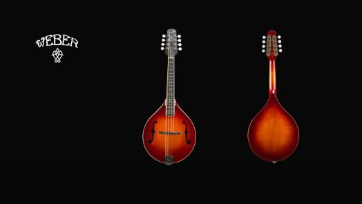 Weber Mandolin Bitterroot Acoustic Instruments
