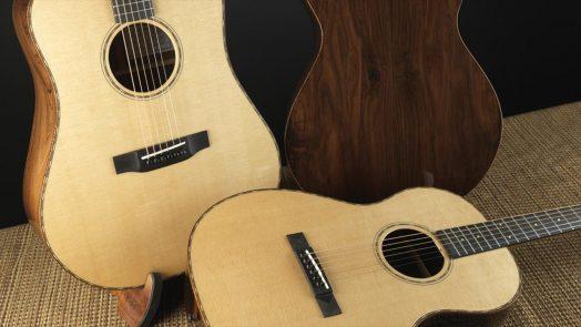 Bedell Guitars Bahia Series