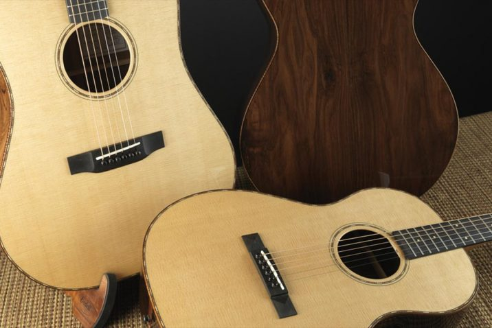 Bedell Guitars Bahia Series
