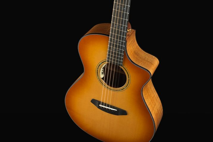 Breedlove Legacy Concert Koa LTD Guitar