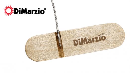 DiMarzio The Black Angel Piezo