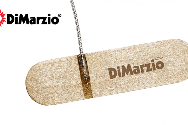 DiMarzio The Black Angel Piezo