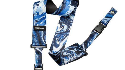 DiMarzio Steve Vai signature ClipLock® Guitar Straps