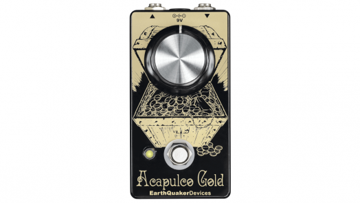 EarthQuaker Devices Acapulco Gold Poweramp Distortion