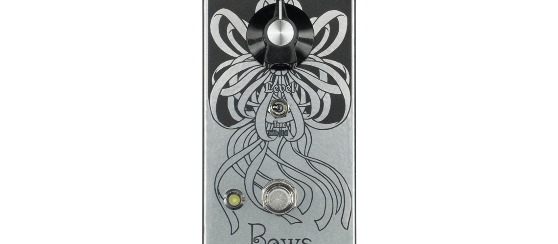 EarthQuaker Devices Bows Germanium Preamp Booster