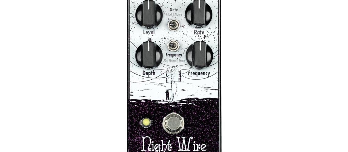 EarthQuaker Devices Night Wire Dynamic Harmonic Tremolo