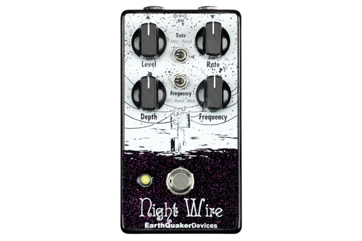 EarthQuaker Devices Night Wire Dynamic Harmonic Tremolo