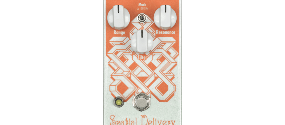 EarthQuaker Devices Spatial Delivery Envelope Filter with Sample & Hold