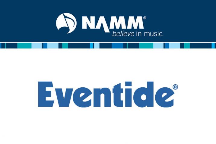 Eventide at NAMM 2016