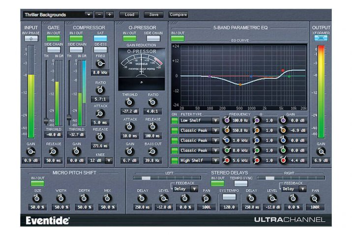 Eventide UltraChannel Plug-in