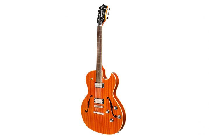 Guild Guitars launches the Starfire II ST
