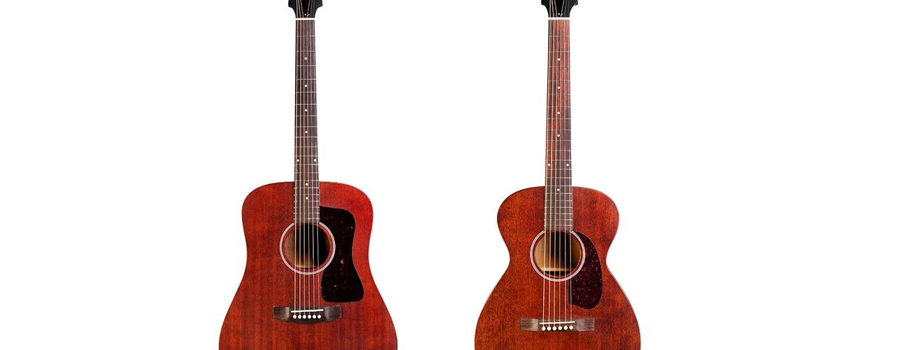 Guild Guitars Realeases USA Made M 20 And D
