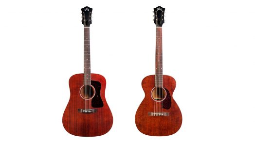 Guild Guitars realeases USA-Made M-20 and D-20