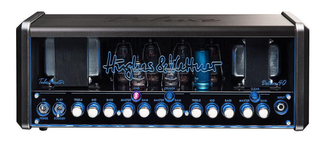 Hughes & Kettner introduces the TubeMeister Deluxe at NAMM 2016